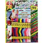 Design Original's popular Friendship Bracelets 101 book and the Prism Primary Floss Pack. The Friendship Bracelets 101 design book includes 19 pages of colourful pictures, easy-to-follow instructions and diagrams showing how to create special friendship bracelets, chokers, headbands, key chains and more.