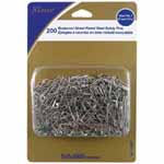 These traditional safety pins can be used for sewing, quilting and crafts.