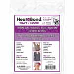 Backed by a dry adhesive film that is activated by heat, HeatnBond interfacing forms a no-sew bond three times stronger than other traditional fusible web without adding weight or stiffness. Craft Weight interfacing is an iron-on, fusible, non-woven interfacing that is stiffer and is used primarily for craft projects such as wallets, handbags, and home décor. With a low temperature and short pressing time, it allows for a wider range of materials to be bonded. There is no steam or pressing cloth needed, and it will not lift or pucker after washing. Machine washable, dry cleanable. 100% Polyester.