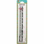 This small, hard ruler has a sliding meaurement indicator that makes repeating a measurement easy.