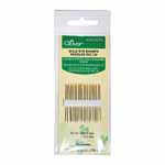 Sharps needles are for general all purpose sewing. Can be used in ribbon embroidery projects.