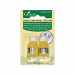 Refill for Yellow Chaco Liner (#7846902). Easy to use. Screw on cap.
